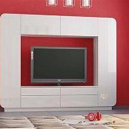 Шкафы, стенки, гарнитуры - Стенка лаванда-2. Бренд; Олимп-мебель., 0