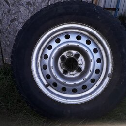 Шины, диски и комплектующие - Резина 185/70R14 зимняя, 0