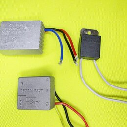 Пускатели, контакторы и аксессуары - Блок плавного пуска установка 3 и 2 провода, 0