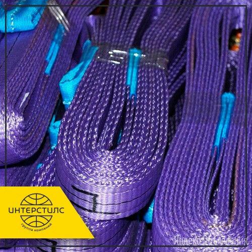 Строп текстильный 4СТ 2 т 10 м по цене 3240₽ - Мебель для учреждений, фото 0