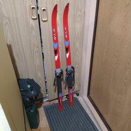 Беговые лыжи - Детские лыжи NLK Junior 120, 0