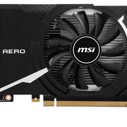 Видеокарты - Видеокарта MSI GeForce GT 1030 Aero ITX 2GD4 OC 2GB, 0
