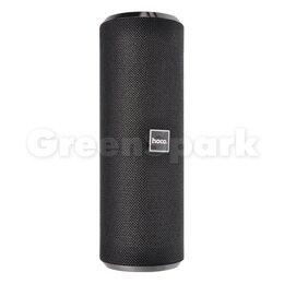 Акустические системы - Колонка-Bluetooth HOCO BS33 Voice (черный), 0