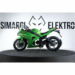 Мото- и электротранспорт - электромотоцикл SE R3, 0
