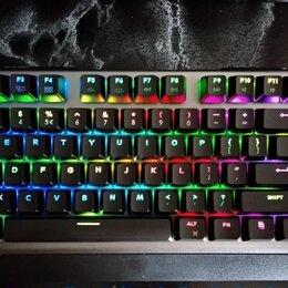 Клавиатуры - Механическая клавиатура Machenike K7 RGB 87, 0