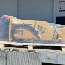 Спецтехника и навесное оборудование - Гидромолот Delta F-20S Box (Юж Корея), 0