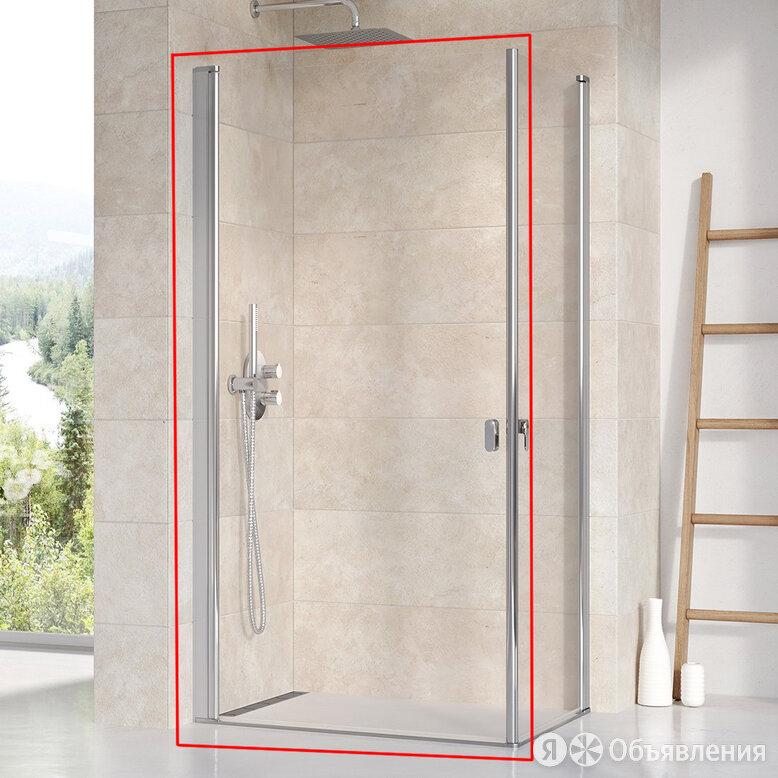 Душевая дверь RAVAK CHROME CRV1-100 (980-1000х1950) распашная, стекло, блестя... по цене 40480₽ - Полки, шкафчики, этажерки, фото 0
