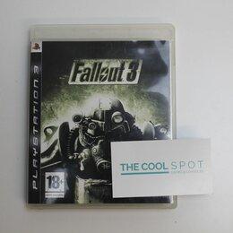 Игры для приставок и ПК - Игра Fallout 3 для Playstation 3, 0