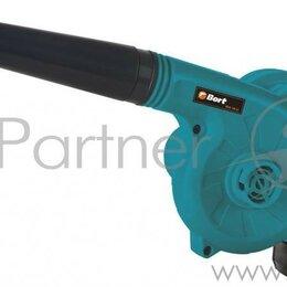 Воздуходувки и садовые пылесосы - Воздуходувка Bort Bort Bss-18-li акк [93722661], 0