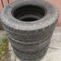 Шины, диски и комплектующие - Автомобильная шина 235 70 r16 всесезонная, 0