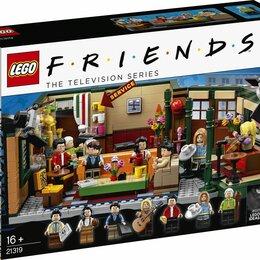 Конструкторы - Lego Ideas Кафе Друзей 21319 Новое, Оригинал, 0