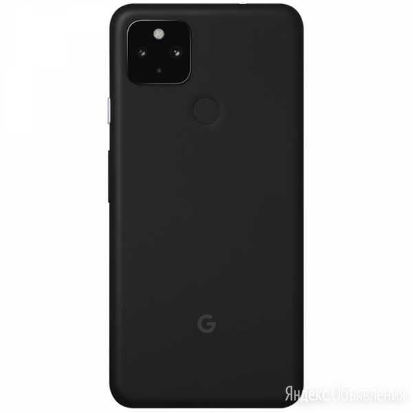 Google Pixel 4a 5G 6/128 Just Black по цене 45990₽ - Мобильные телефоны, фото 0