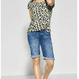 Блузки и кофточки - Блуза с леопардовым принтом  Street One, 0