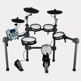 Ударные установки и инструменты - Цифровая ударная установка Soundking SKD203 кевлар, 0