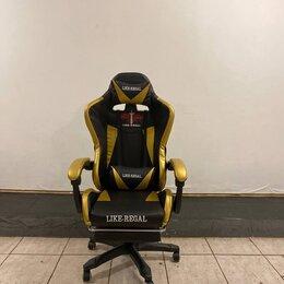 Компьютерные кресла - Like-regal игровое кресло, 0