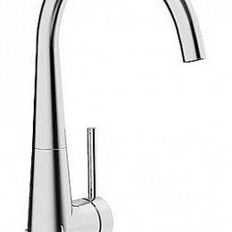 Краны для воды - HANSA Смеситель для мойки Hansa Designo 51012273, 0