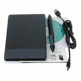 Графические планшеты - Графический планшет huion h420, 0