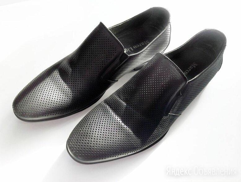 Мужские туфли (лоферы) 39 см по цене 1700₽ - Туфли, фото 0