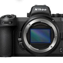 Фотоаппараты - Nikon Z7II Body НОВЫЙ гарантия+обмен, 0