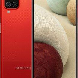 Мобильные телефоны - Смартфон Samsung Galaxy A12 3ГБ 32ГБ SM-A125F Red красный, 0