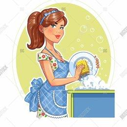 Мойщики - Посудомойщица, 0