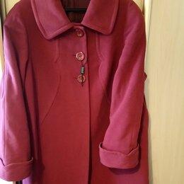 Пальто - Пальто кашемировое новое , 0