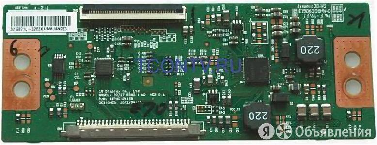 T-CON 6870C-0442B/1 по цене 900₽ - Запчасти к аудио- и видеотехнике, фото 0