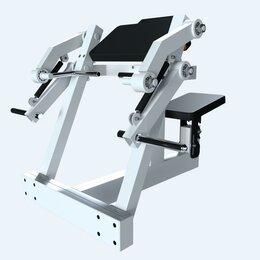 Другие тренажеры для силовых тренировок - Тренажер Бицепс машина БМ01, 0