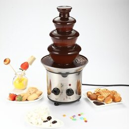 Сувениры - Шоколадный фонтан высота 46 см., 0