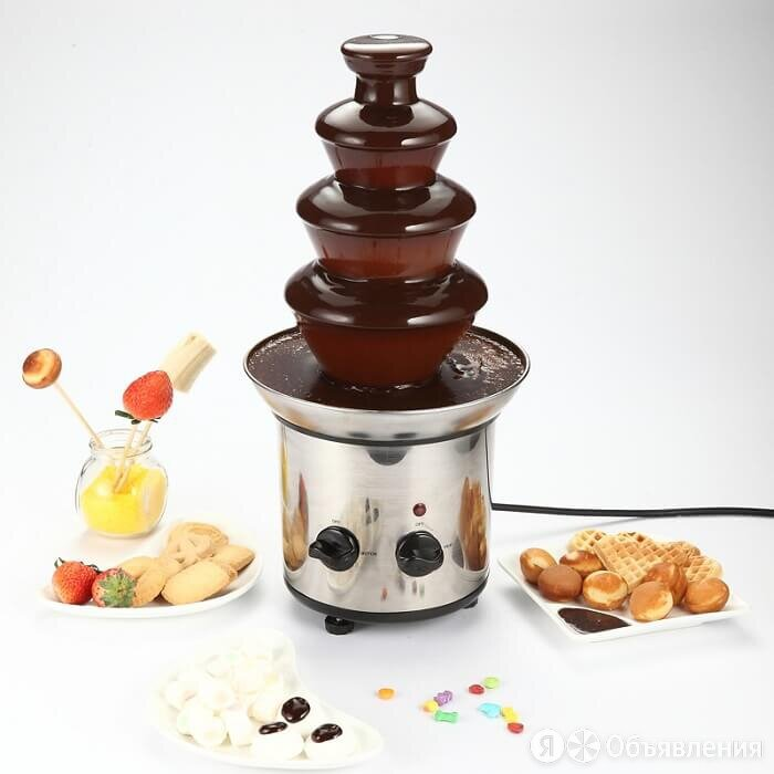 Шоколадный фонтан высота 46 см. по цене 3250₽ - Мебель для кухни, фото 0