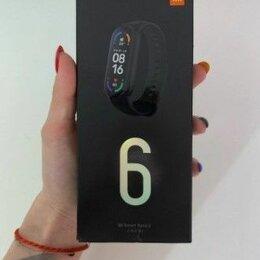 Умные часы и браслеты - Фитнес Браслет Xiaomi Mi Band 6, 0