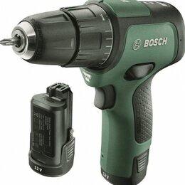 """Шуруповерты - Дрель-шуруповерт """"Bosch. EasyImpact 12"""" (кейс в комплекте), 0"""