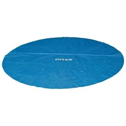 Тенты и подстилки - Тент прозрачный на бассейн, d= 457 см 29023 INTEX, 0