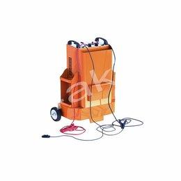 Зарядные устройства и адаптеры питания - Установка для ускоренной зарядки батарей Э-411М-220, 0