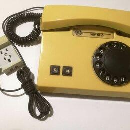 Проводные телефоны - Телефоны дисковые, 0