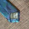 Галстук шёлк Marks and Spencer цветочный принт по цене 400₽ - Галстуки и бабочки, фото 2