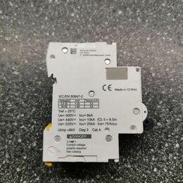 Защитная автоматика - Автоматический выключатель C60H-DC C 2A, 0