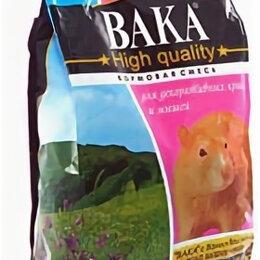 Корма  - Вака High Quality корм для  крыс и мышей 500 гр, 0