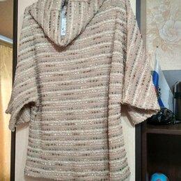 Свитеры и кардиганы - Бежевый пуловер, 0