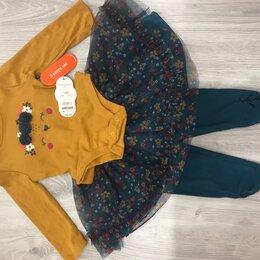 Комплекты верхней одежды - Летний костюм для девочки тройка 18 месяцев., 0