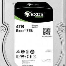 Жёсткие диски и SSD - Seagate Жесткий диск Seagate Original SAS 3.0 4Tb ST4000NM005A Exos (7200rpm)..., 0