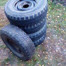 Шины, диски и комплектующие - Легкогрузовые колёса И-502 225/85R15С УАЗ, 0