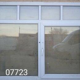 Окна - Пластиковое окно (б/у) 1640(в) х1960(ш), 0