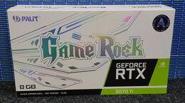 Видеокарты - Видеокарта Palit GeForce RTX 3070 Ti GameRock 8GB, 0