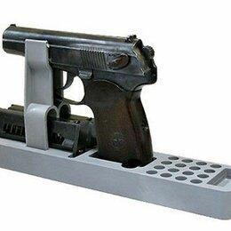 Аксессуары и комплектующие - Подставка под пистолет макарова, ИЖ-71, 0