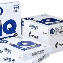 Бумага и пленка - Бумага IQ Allround A4, 0