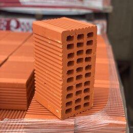 Кирпич - Кирпич керамический двойной рядовой поризованный 2.1nf, м-150, 0