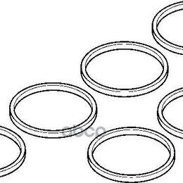 Отопление и кондиционирование  - Прокладка Впуск.Коллектора Bmw 3(90)/5(60)/7(65,66)X5(70) 2.5/3.0 05- Elring ..., 0