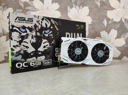 Видеокарты - Asus Nvidia geforce gtx 1060 6 гб 2 шт, 0