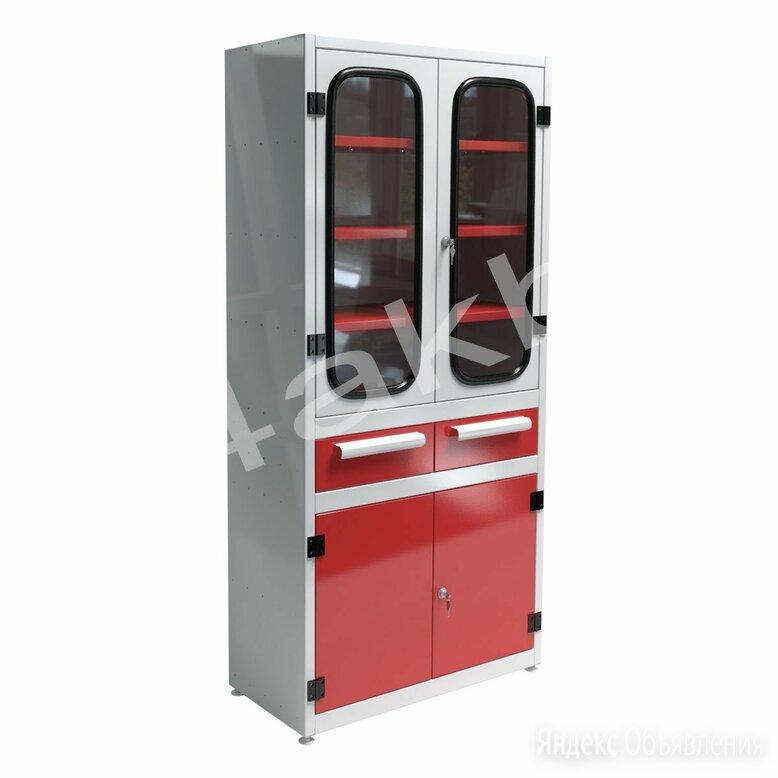 Шкаф аккумуляторщика двухстворчатый УКС-013.А.004 по цене не указана - Мебель для учреждений, фото 0